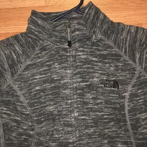 The North Face Zip-up Fleece